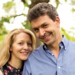 Richard G. Shaluly and Melanie Devaney