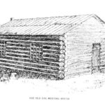1-Old-Log-Meeting-House-erected–1834-engraving-by-Alexander-Simplot-(First-Congregational-UCC,–Dubuque)(W)
